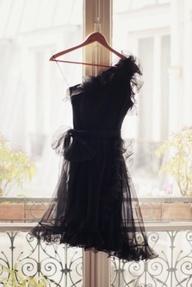 Little black dress Petit robe moir